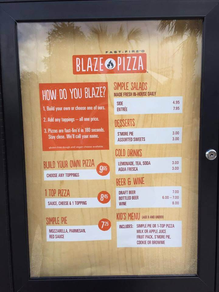 Review Blaze Fast Fire D Pizza Is Exactly The Affordable