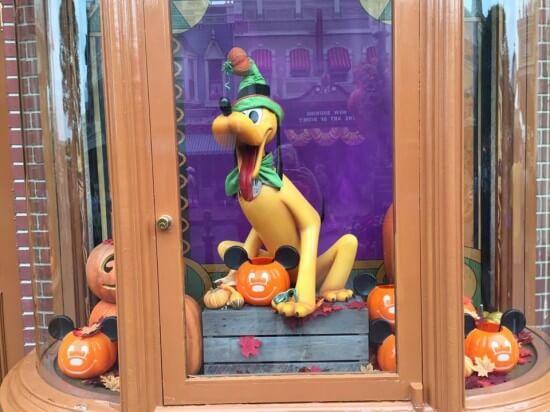 Mickey Pumpkin lantern