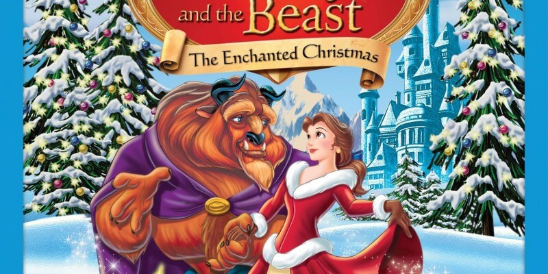 Beauty and the Beast: The Enchanted Christmas' Special Edition to ...