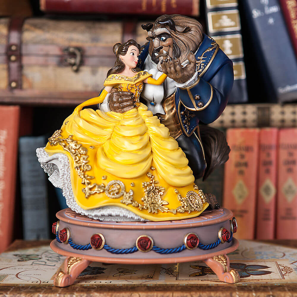 Beauty And The Beast Limited Edition Figurine From Disney