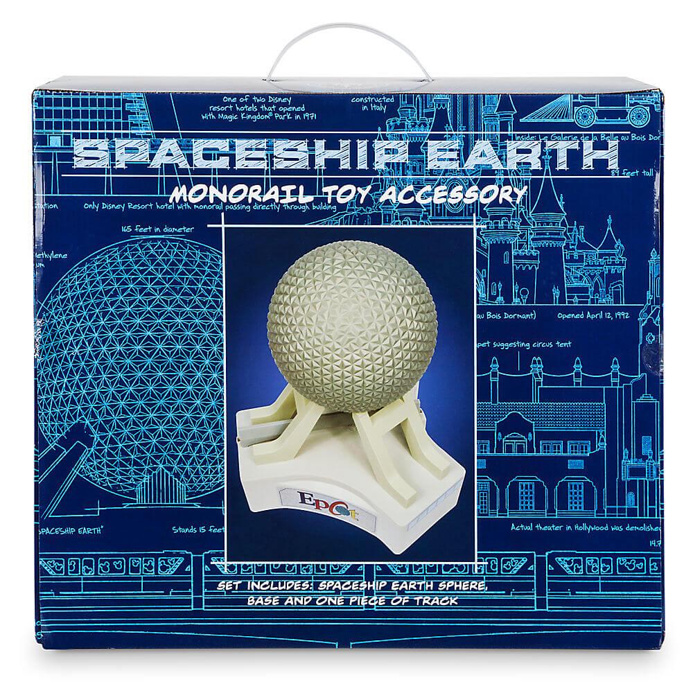Epcot Spaceship Earth Toy Epcot Spaceship Earth ...