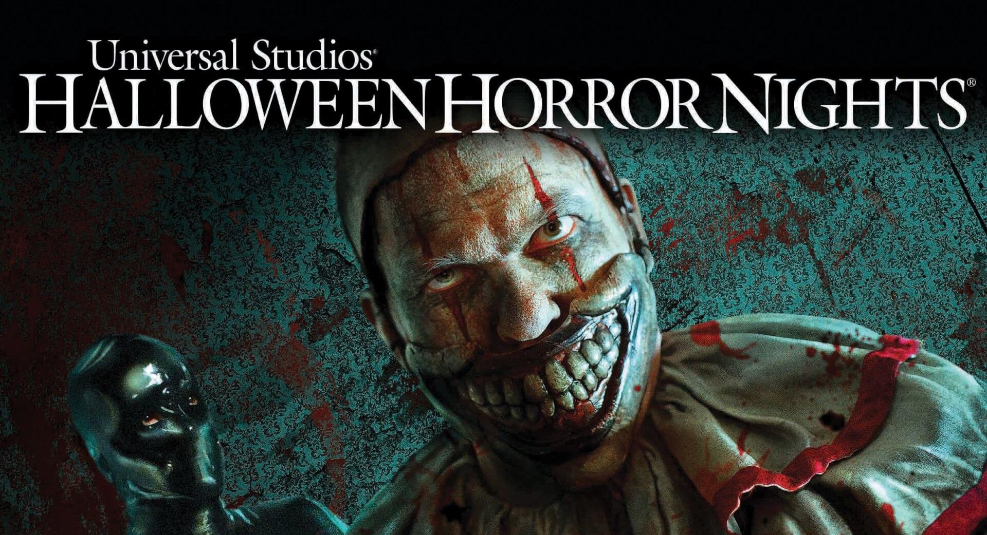 Halloween Horror Night Mazes