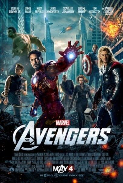Avengers 2012 poster imdb