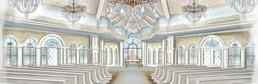 Disney S Wedding Pavilion At Walt World To Receive A New Look Inside The Magic