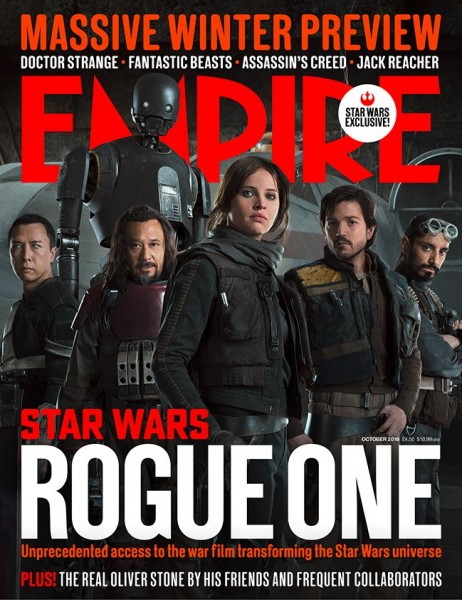 Image Copyright Empire magazine / Lucasfilm