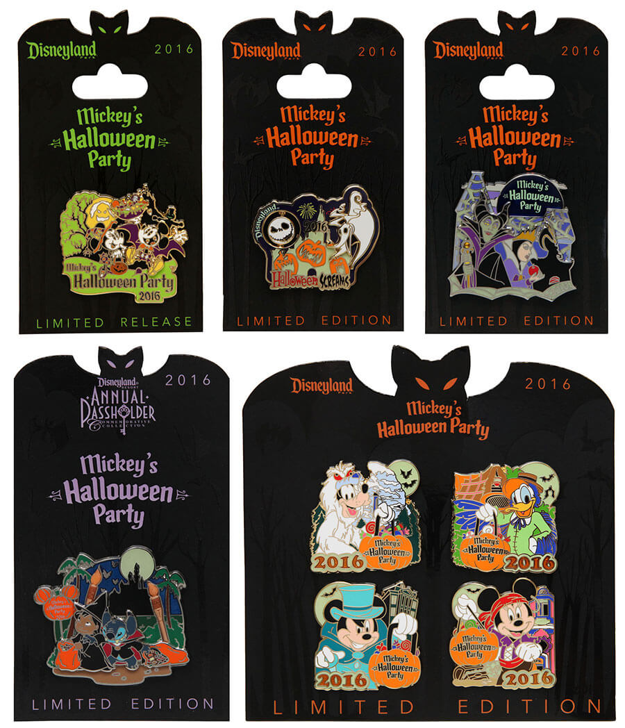 Your first look at Mickey's Halloween Party merchandise coming to ...