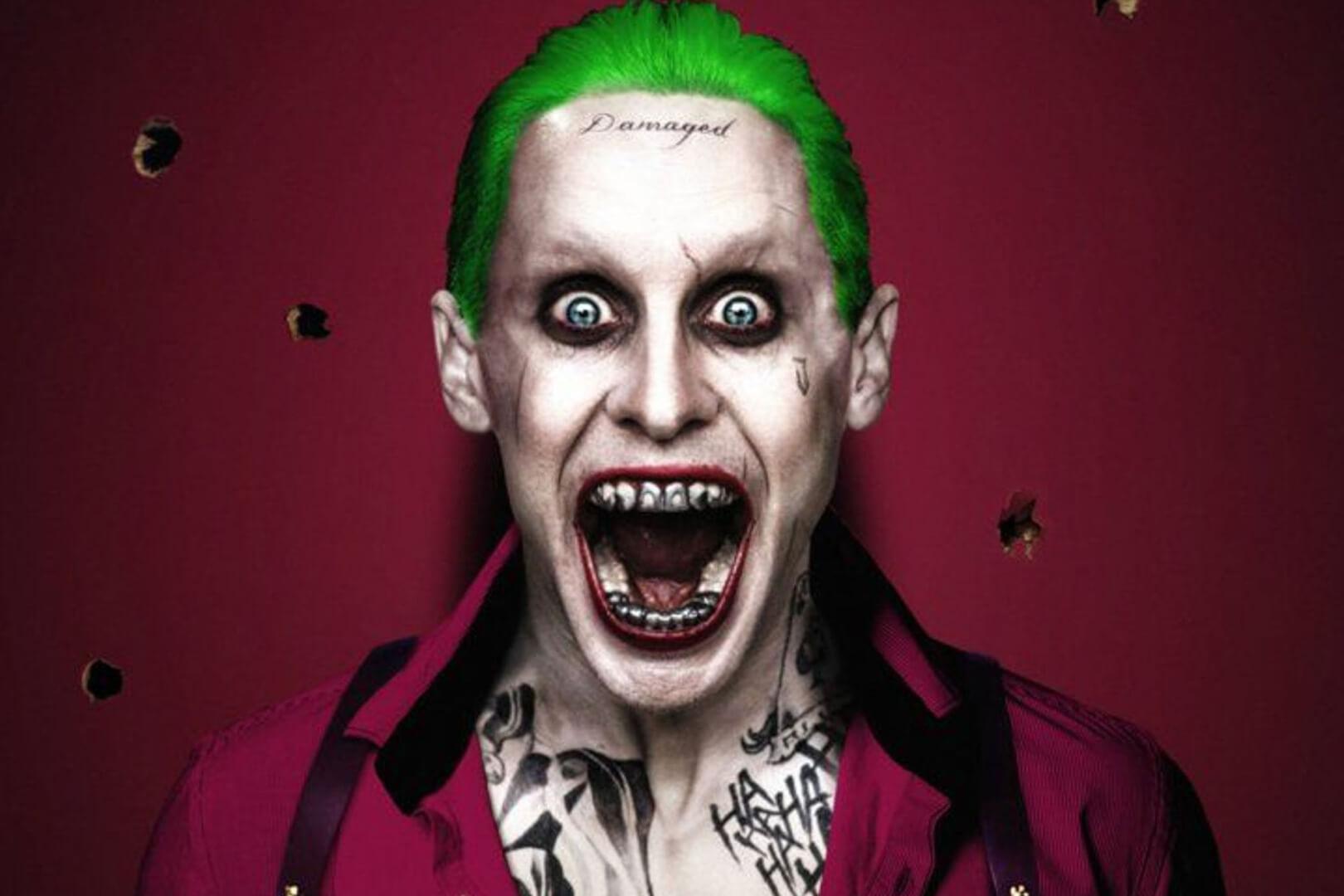 Suicide Squad director reveals origins of Jokers damaged
