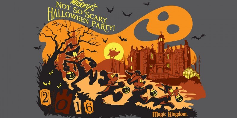 First look at Mickey's Not-So-Scary Halloween Party 2016 ...