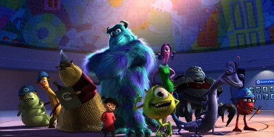 """MONSTERS, INC. 3D"" ©2012 Disney•Pixar. All Rights Reserved."