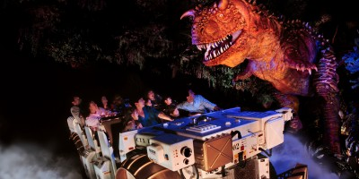 dinosaur ride disney's animal kingdom