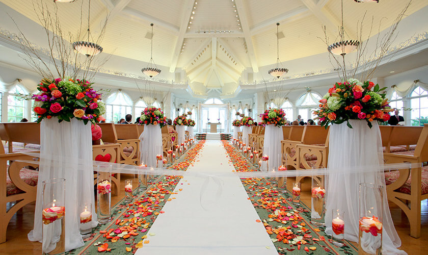 Disney S Wedding Pavilion Wp Detail Gallery Gallery7