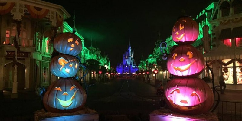 10 things not to miss at Mickey's Not So Scary Halloween Party ...