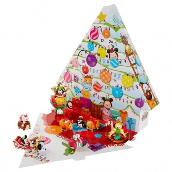 Tsum Tsum mini figures advent calendar - Target Exclusive ...