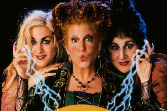 Disney reportedly working on Hocus Pocus movie remake