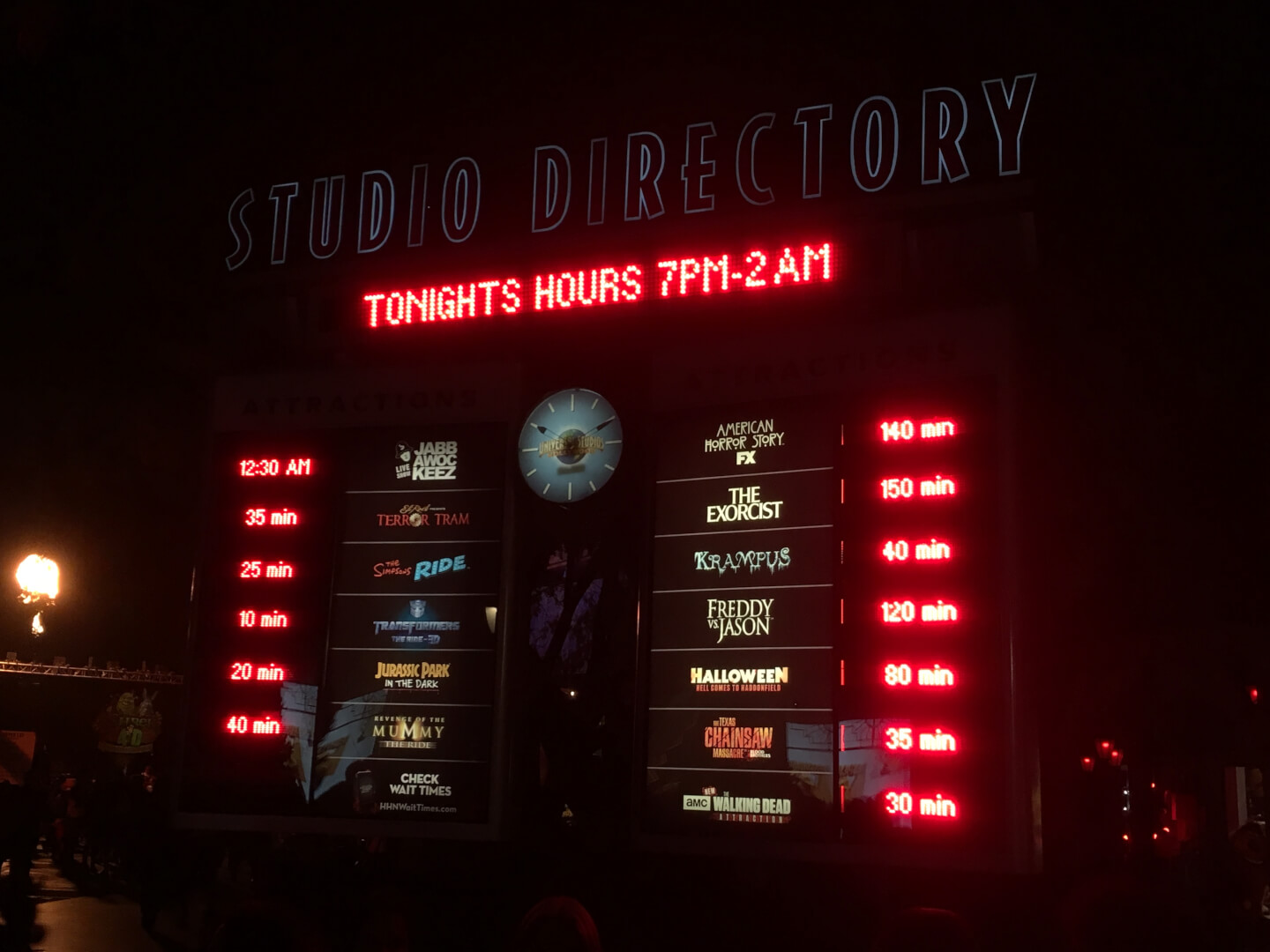 its not fair to pay full price admission to a haunt event like horror nights and then spend the vast majority of your time standing in lines - Price Of Halloween Horror Nights