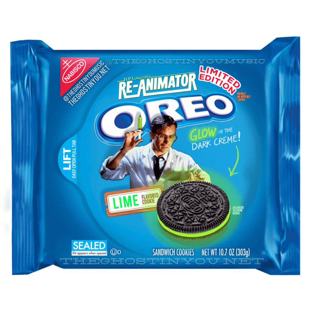 G)OREO Cookies get dressed up for Halloween as seasonal flavors ...