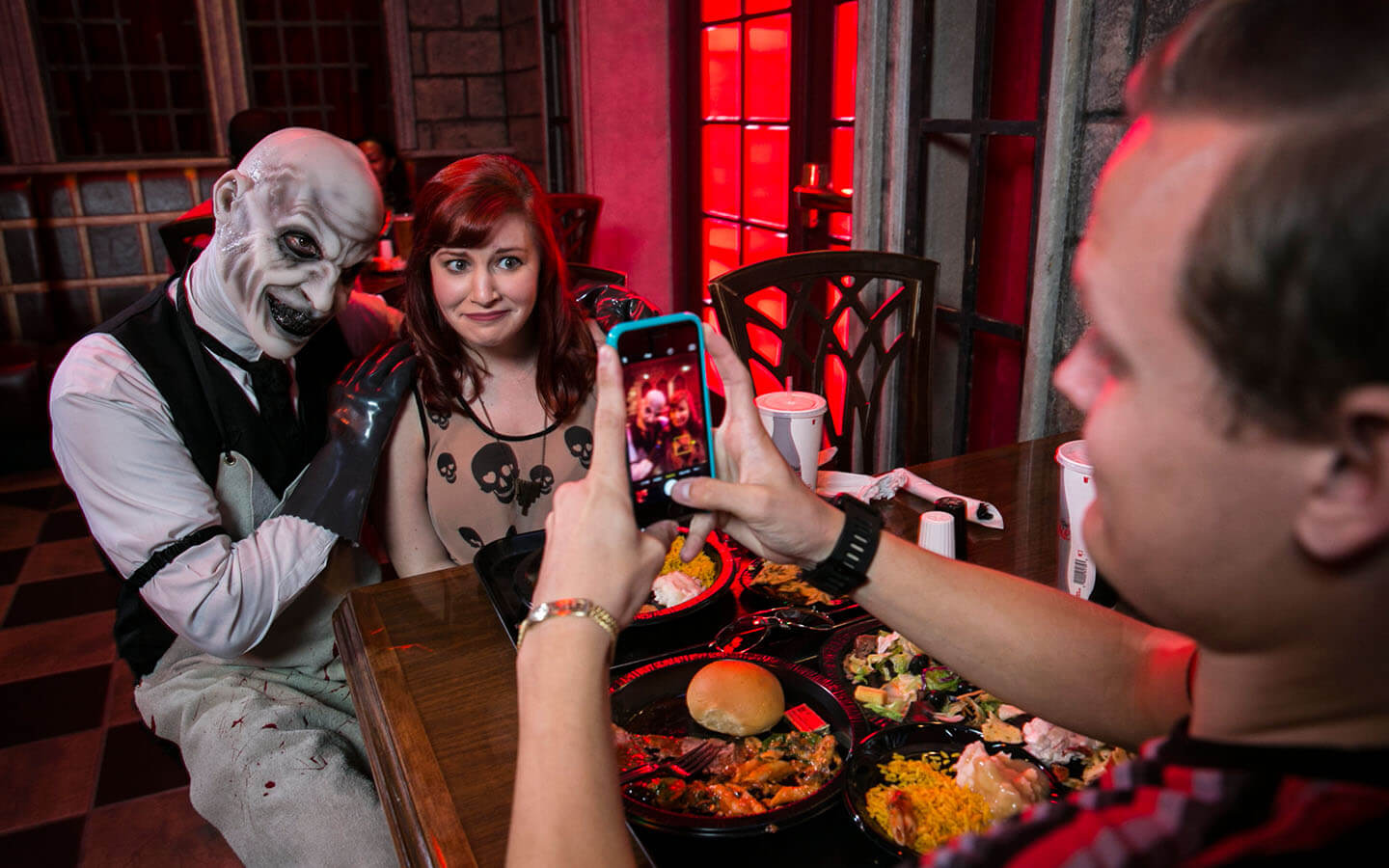 Here's a handy-dandy list of all Halloween Horror Nights 2016 ...