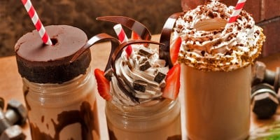 Toothsome Chocolate Milkshakes