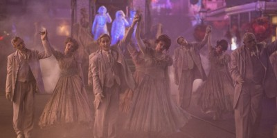 Ghost Ballroom Dancers