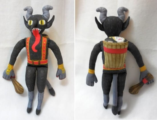 Krampus Doll2