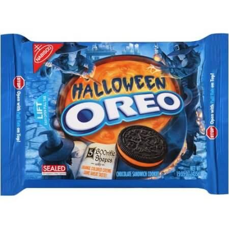 Halloween Oreo