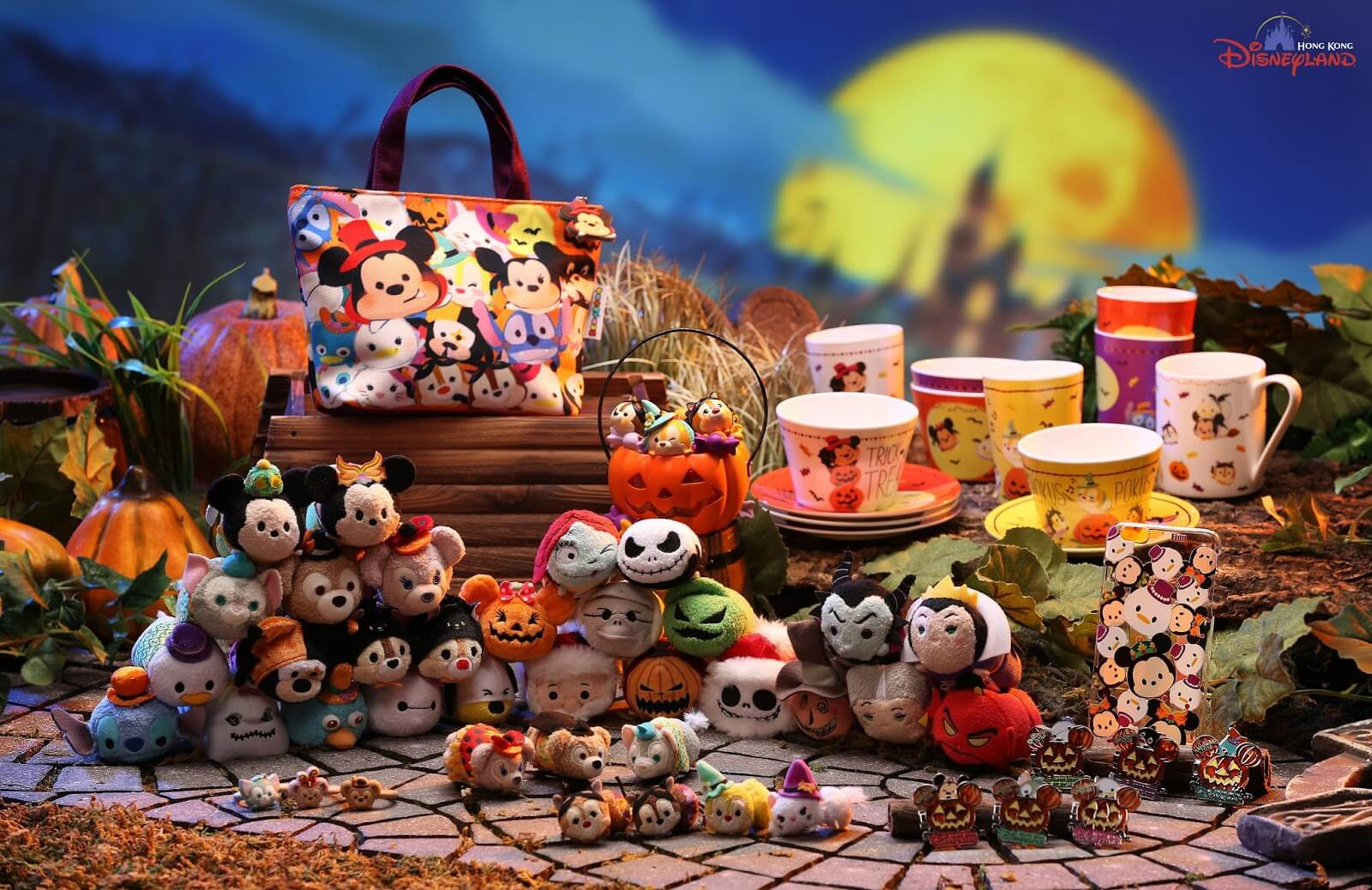 Hong Kong Disneyland celebrates Halloween Time with 'The Nightmare ...