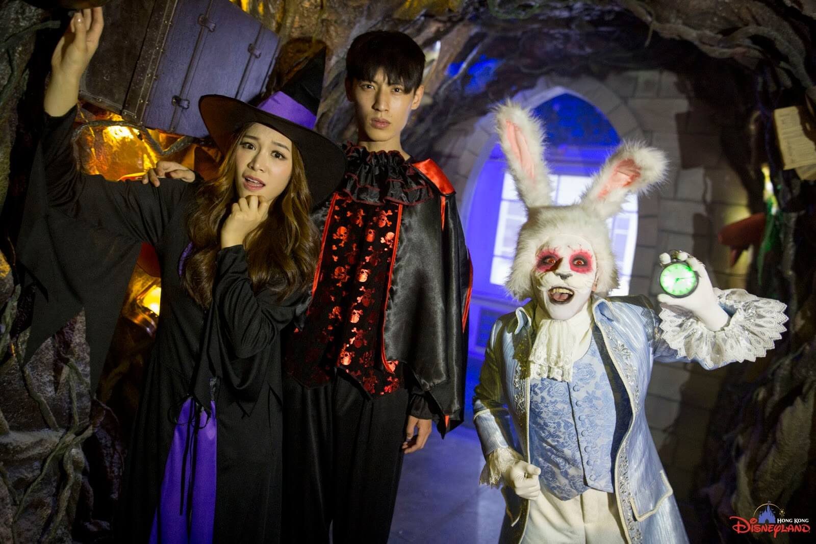 Hong Kong Disneyland celebrates Halloween Time with 'The