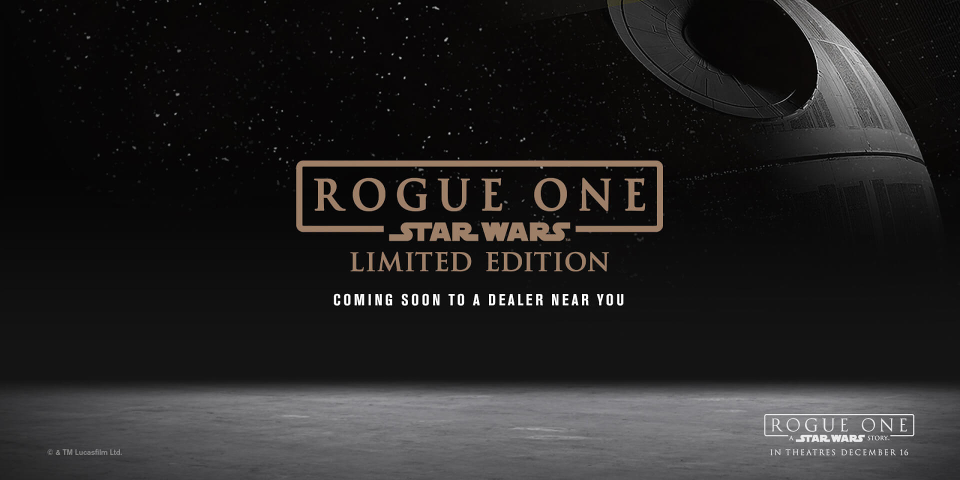 nissan rogue rogue one star wars limited edition suv announced for 2017 inside the magic. Black Bedroom Furniture Sets. Home Design Ideas