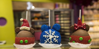 Sweet Aromas of the Season Fill the Air at Downtown Disney