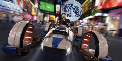 Jimmy Fallon Universal Orlando