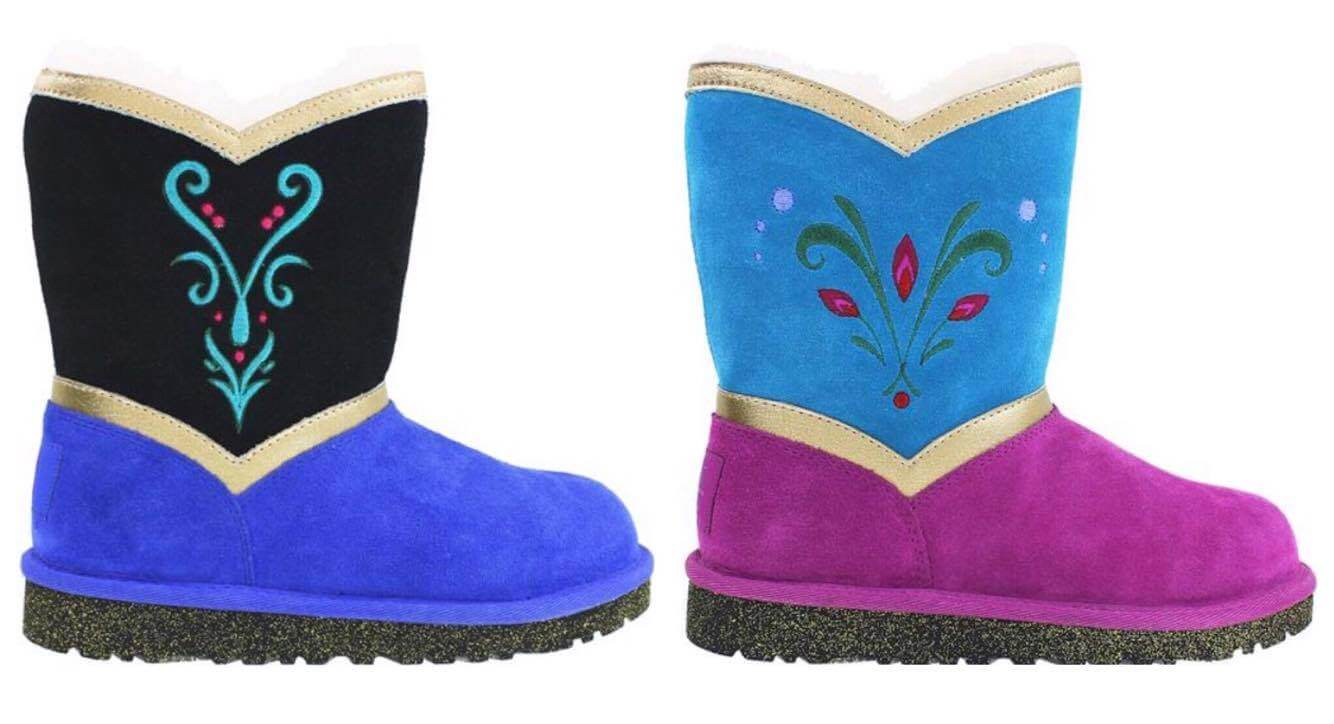 ugg disney boots