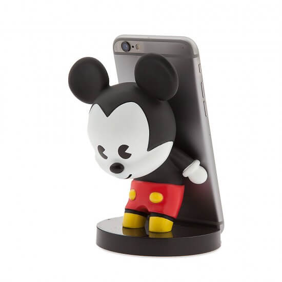 Disney Character Phone Stands From Disney Store Inside