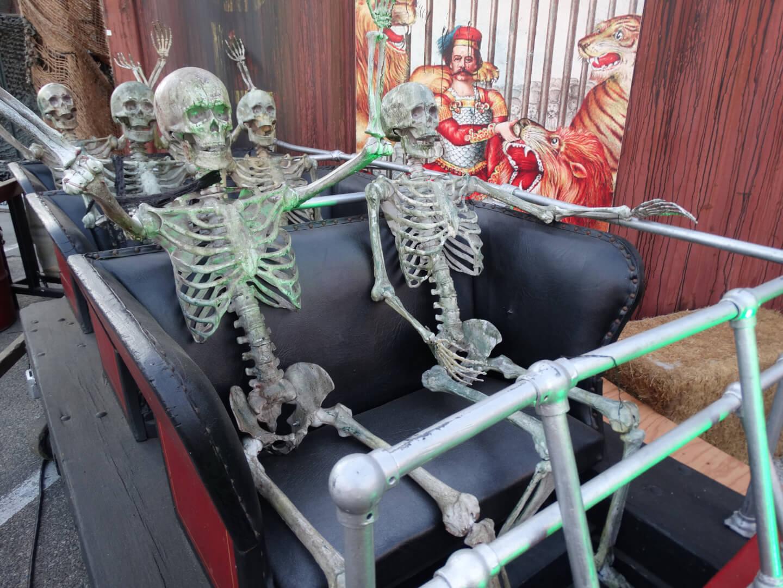 REVIEW: Queen Mary's Dark Harbor delivers memorable haunts both ...