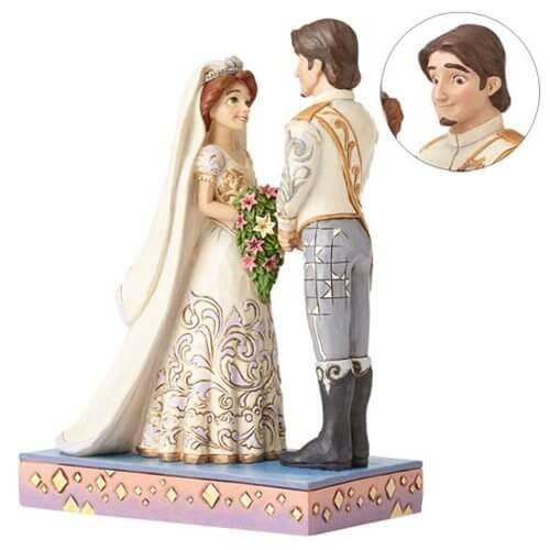 Pre Order Now Disney Princess Wedding Figures By Jim