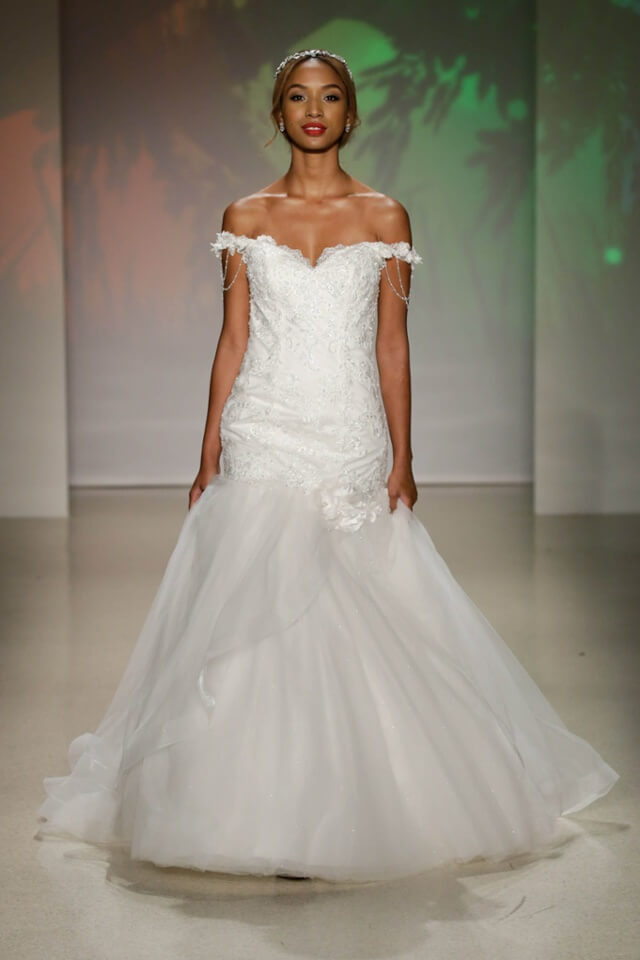 alfred angelo debuts new disney princess wedding dress collection for