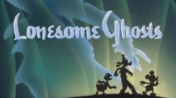 Classic Disney Halloween Cartoons