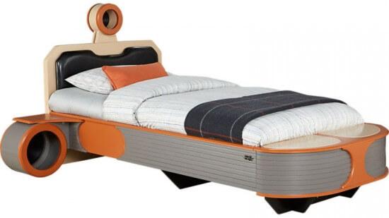 landspeeder-bed