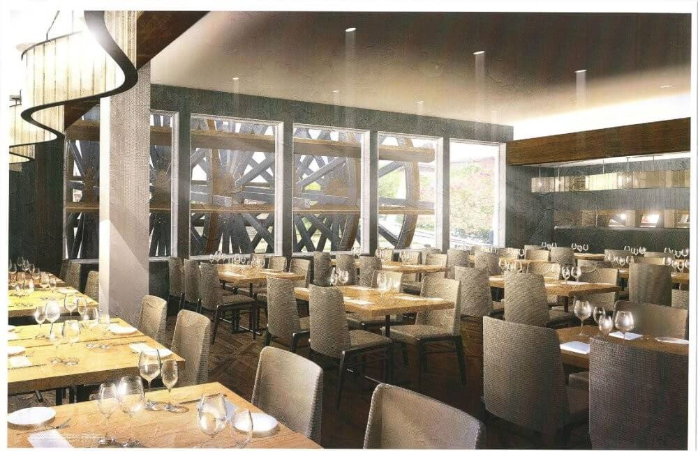 The paddlefish restaurant at disney springs gets some