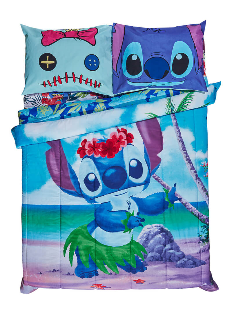 Disney Lilo Amp Stitch Full Queen Comforter From Hot Topic
