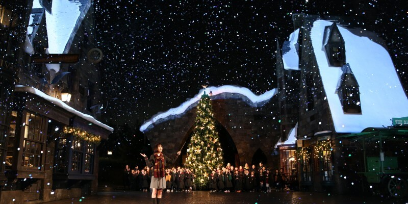 Universal Studios Japan Harry Potter