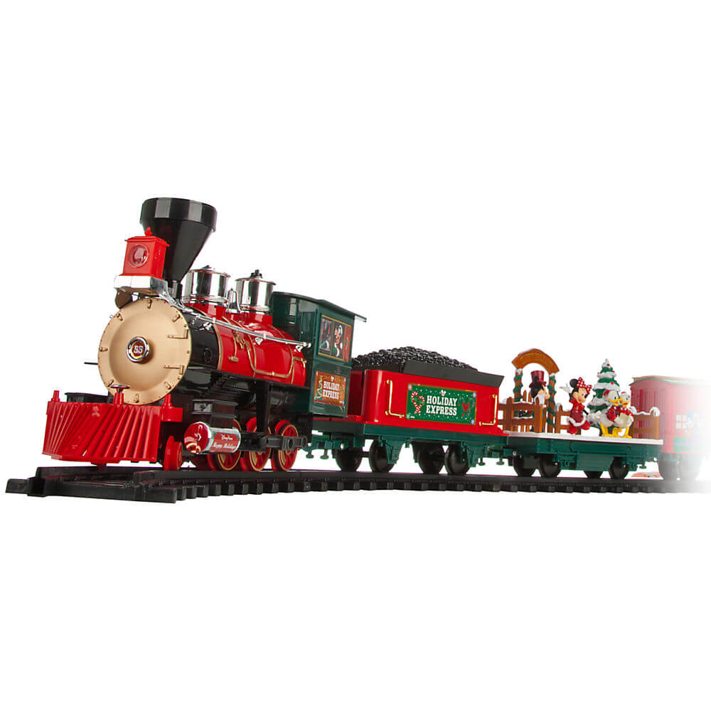 Christmas Toys Trains : Disney parks christmas train set from store