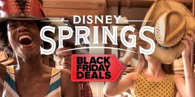 disney springs black friday