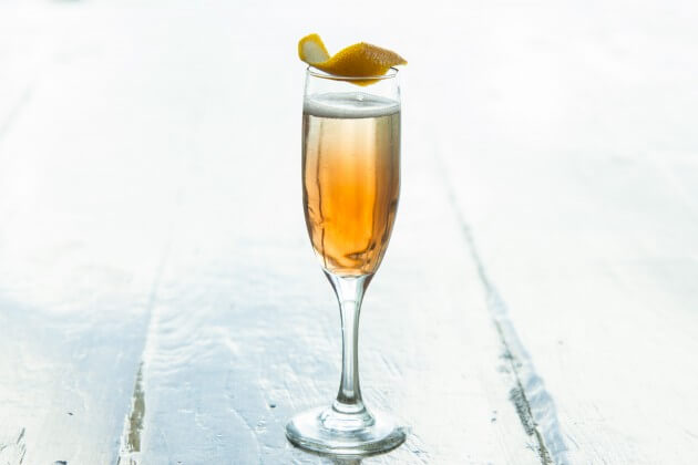 Lily Spritzer Cocktail