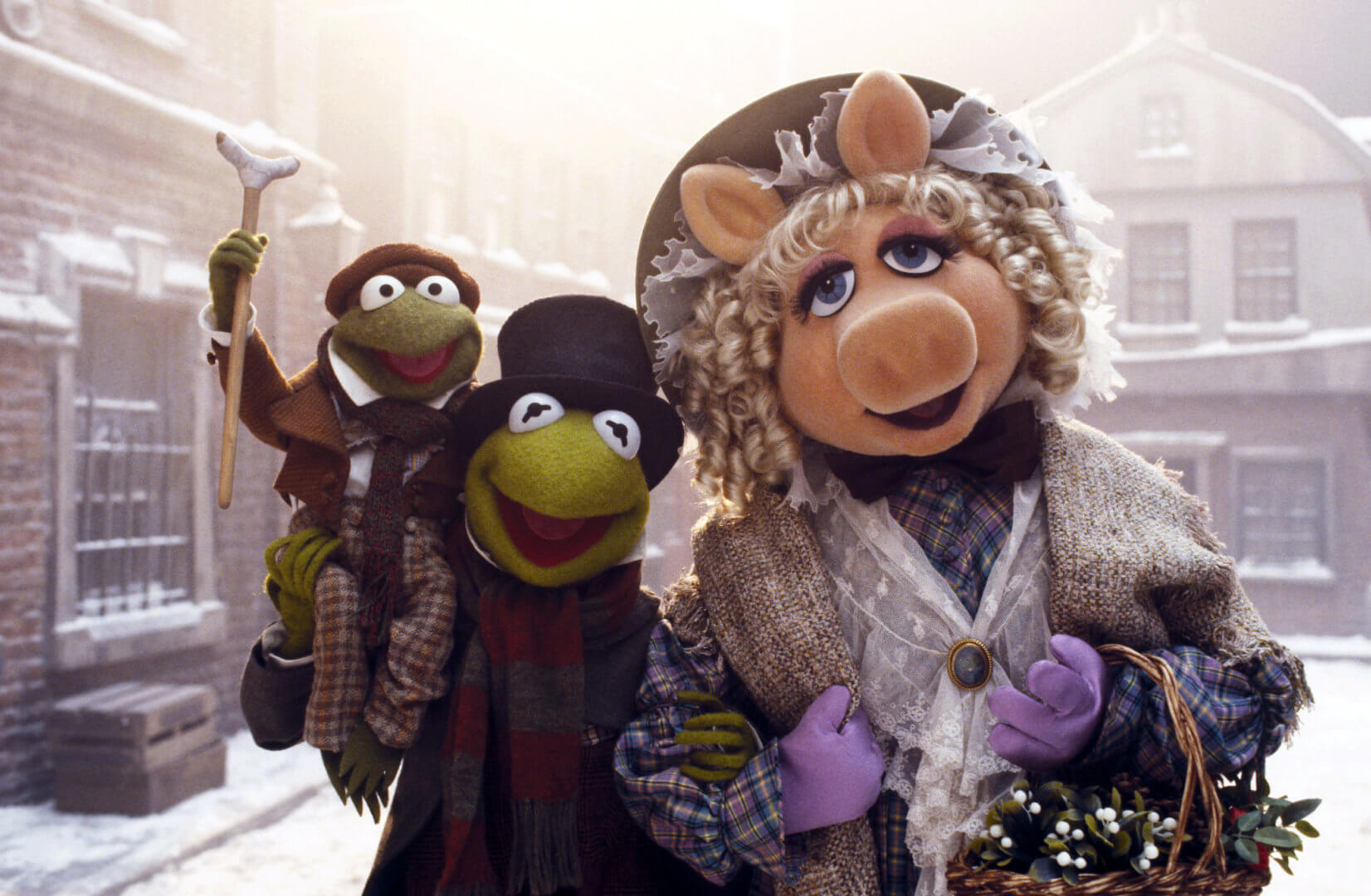 A brief history of Muppet Merry-making for the Holidays | Inside ...
