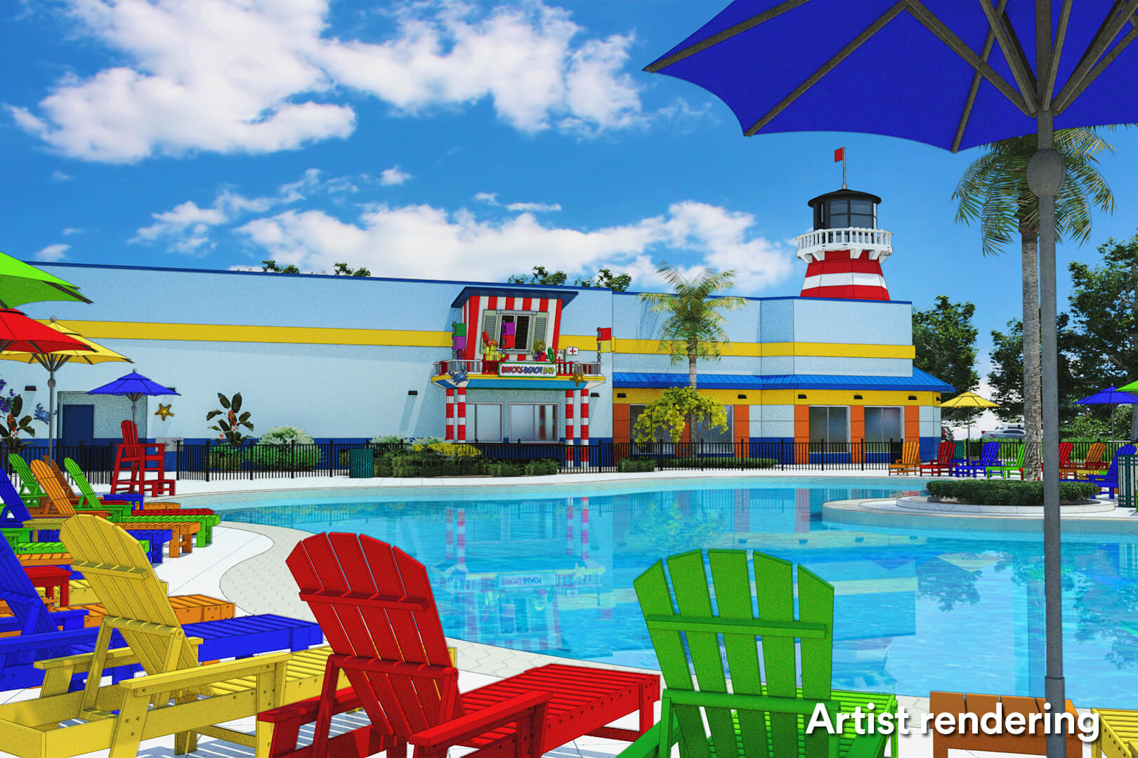 LEGOLAND Beach Retreat Resort to open April 7 2017 at