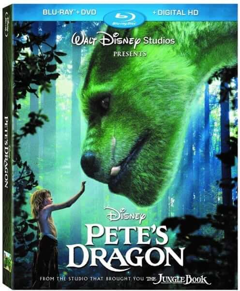 petes dragon 2016 blu ray