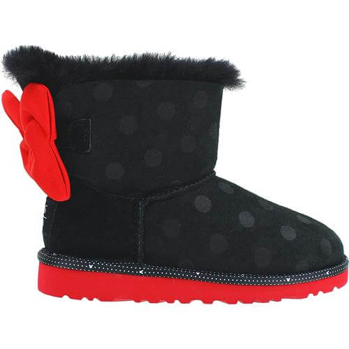 Minnie Mouse Ugg Boot