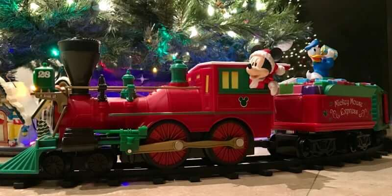 MIckey Mouse Train Sets