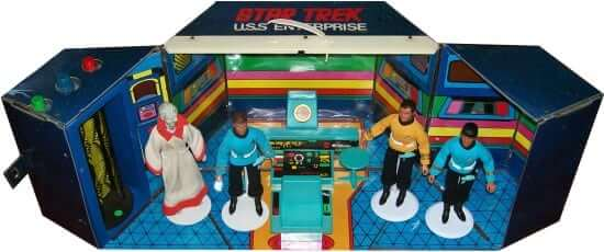 mego_uss_enterprise_bridge_playset