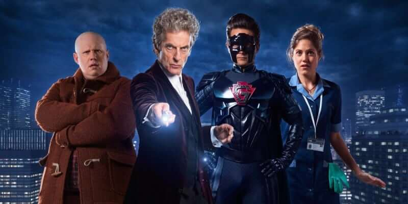Image result for Doctor Who Christmas Special Mysterio